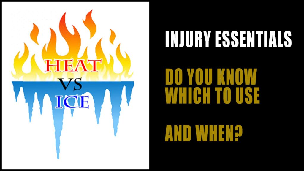Heat VS Ice for an Injury